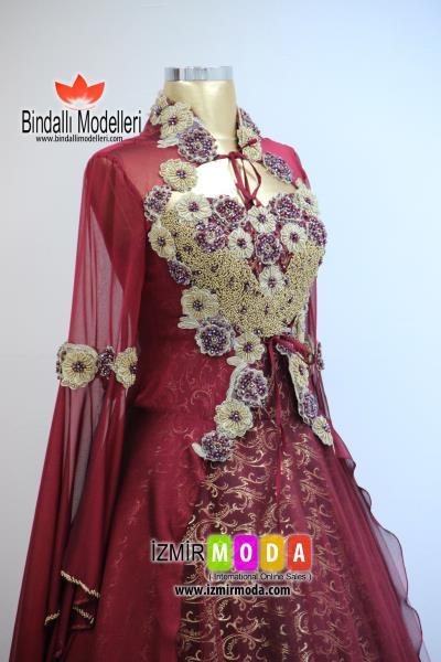 Bindallı-1088 Bordo